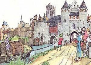 tijd van monikken en ridders museum kasteel wijchen